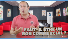 commercial en immobilier