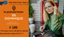 Podcast'immo # 186