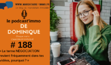 Podcast'immo 188
