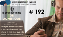 Podcast'immo #192