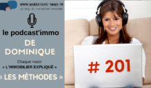 PODCAST'IMMO #201: LES METHODES