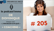 PODCAST'IMMO #205: COACHING