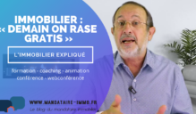 IMMOBILIER ON RASE GRATIS